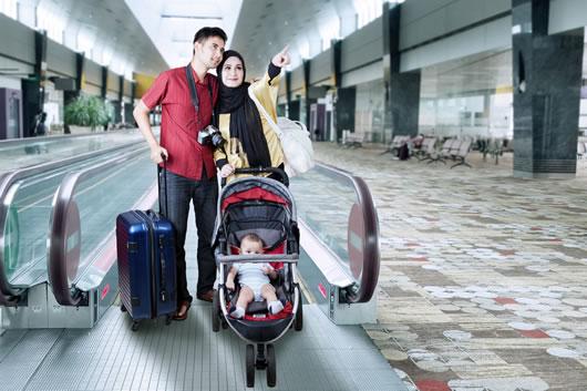 爆買いイスラム観光客