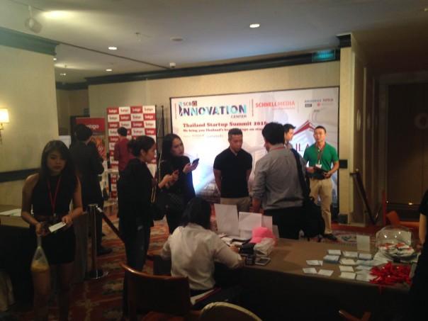 Thailand Startup Summit 2016