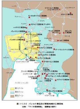 工業団地地図