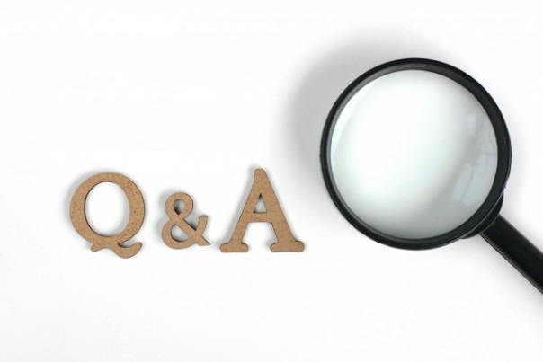 よくある質問と回答